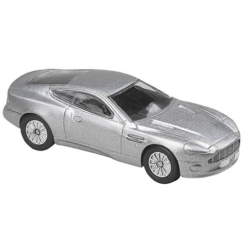 James Bond Die-Cast 1:36 Scale Aston Martin Vanquish