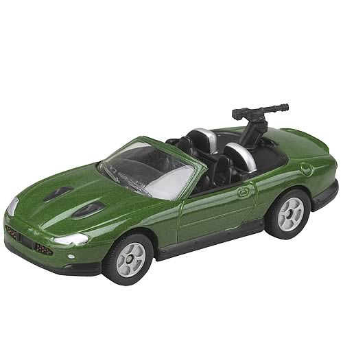 James Bond Die Another Day Die-Cast 1:36 Scale Jaguar XKR