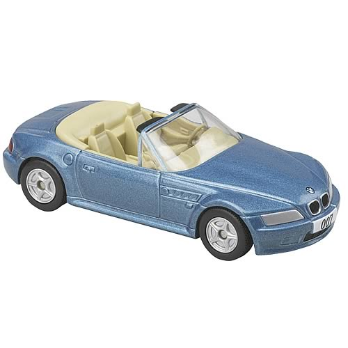 James Bond Goldeneye Die-Cast 1:36 Scale BMW Z3