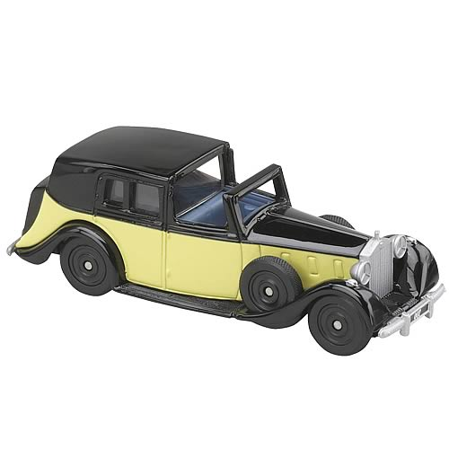 James Bond Goldfinger Die-Cast 1:36 Scale Rolls Royce