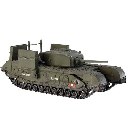 Canadian Churchill MkI Tank and Infantry Set