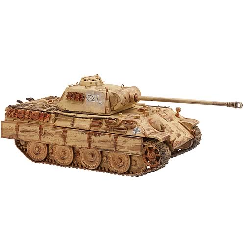 German Panther Ausf. D Replica with German Set