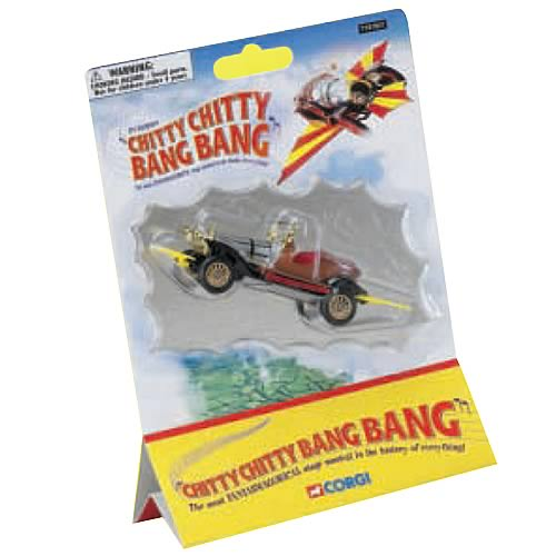 Chitty Chitty Bang Bang Mini Vehicle Replica
