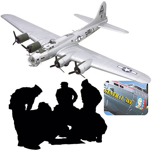 B-17G-40 42-97061 of the 401st Bombardment Squadron Replica