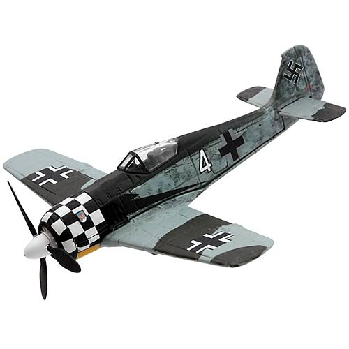 Focke-Wulf Fw 190A-4 Wk-Nr 0601 of 1./JG Airplane Replica