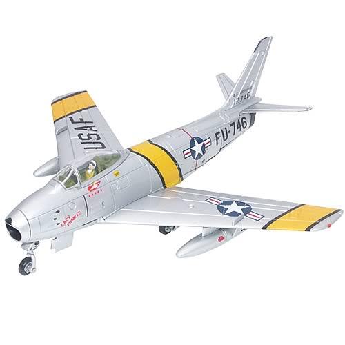 F86E10 512746 Col Gabby 1:72 Scale Airplane Replica