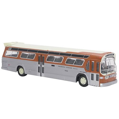 GM Fishbowl Triboro Coach Corporation Die-Cast Bus
