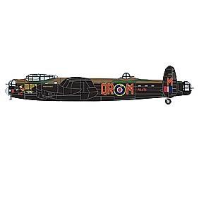Avro Lancaster MK III Plane Replica