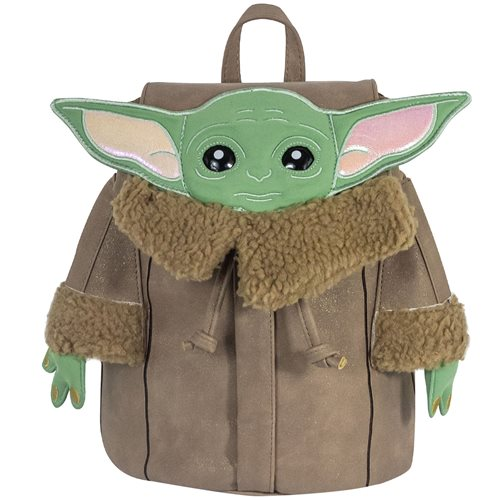 Star Wars: The Mandalorian The Child Figural Backpack