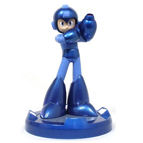 Mega Man 25th Anniversary USB Light-Up Statue