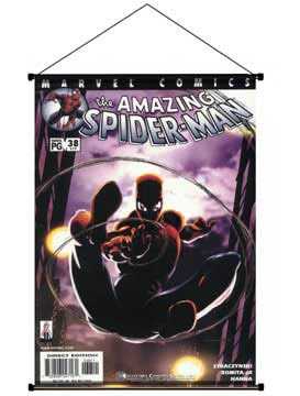 Amazing Spider-Man #38 Scroll