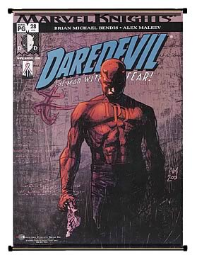 Daredevil #28 Wall Scroll
