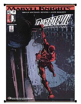 Daredevil #29 Wall Scroll