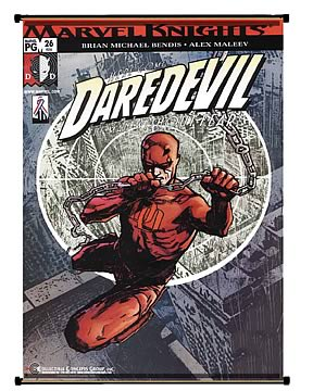 Daredevil #26 Wall Scroll
