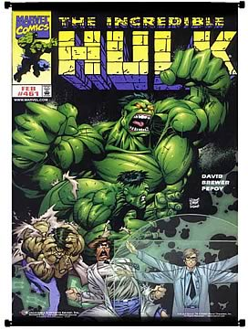 Incredible Hulk 461 Scroll