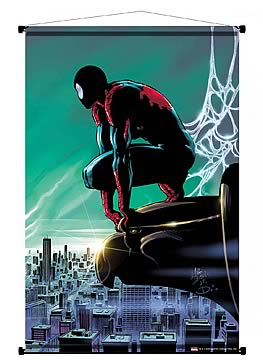Amazing Spider-Man #56 Wall Scroll