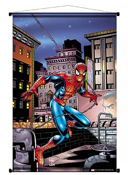Sensational Spider-Man #27 Wall Scroll