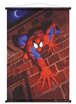Amazing Spider-Man DRH Mini Wall Scroll