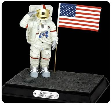 Apollo Astronaut on The Moon Replica