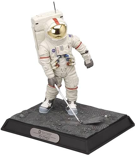 Alan Shepard Moon Shot Replica