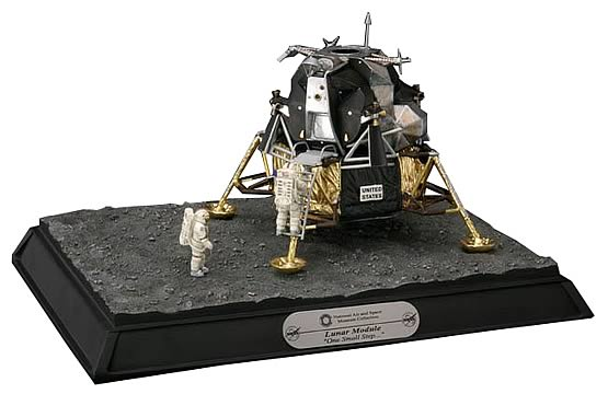 Apollo Lunar Module Replica
