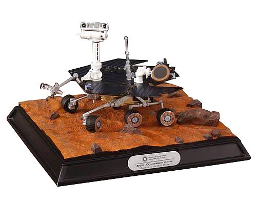 curiosity rover replica - photo #24
