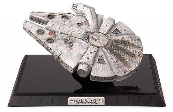 Star Wars Die Cast Millennium Falcon