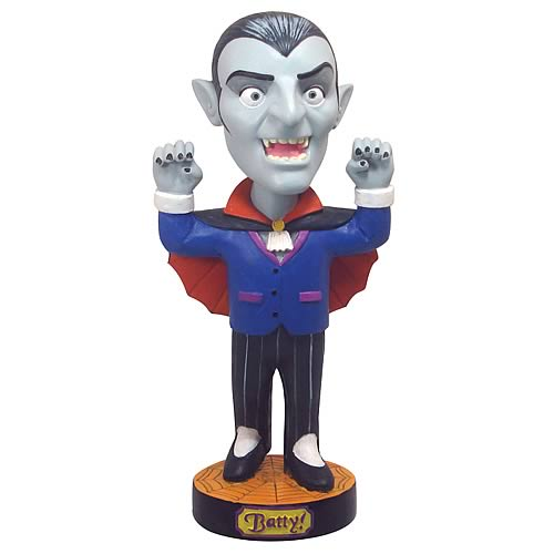Vampire Bobble Head