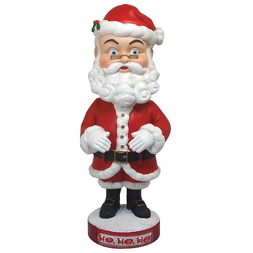 Santa Claus Bobble Head