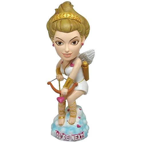 Cupid Bobble Head, Not Mint