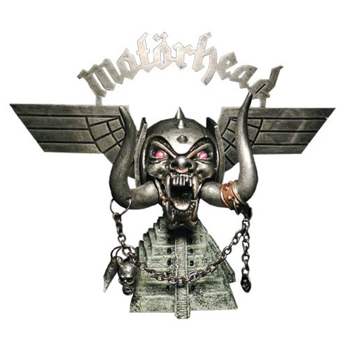 Motorhead Warpig Icon Collectible Statue