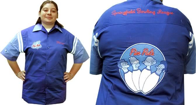 Pin Pals Bowling Shirt