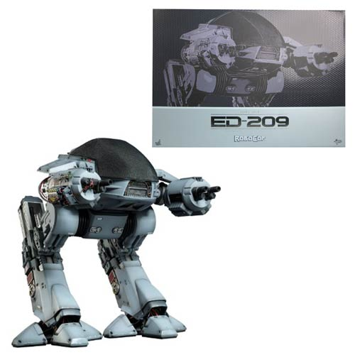 RoboCop ED-209 Movie Masterpiece 1:6 Scale Talking Figure
