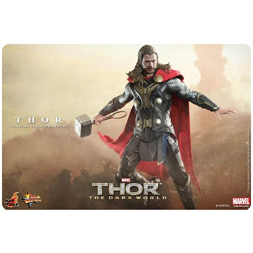 Thor 2 The Dark World Thor 1:6 Movie Masterpiece Figure