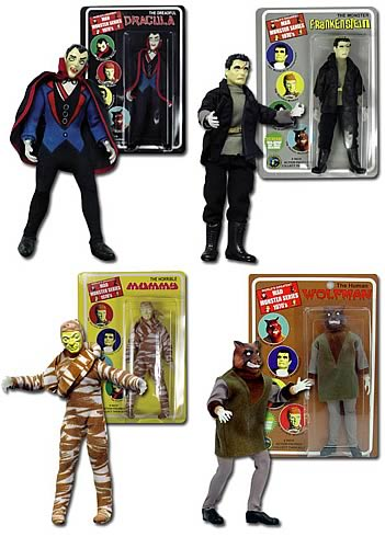 Mad Monsters 8-inch Figure Series 1 Case