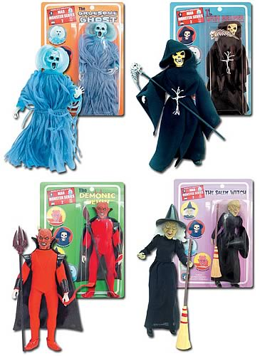 Mad Monsters 8-inch Figure Series 2 Set