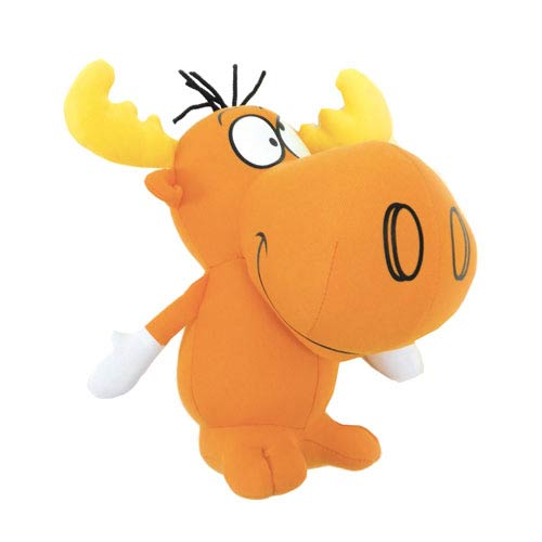 Rocky and Bullwinkle Bullwinkle J. Moose Plush