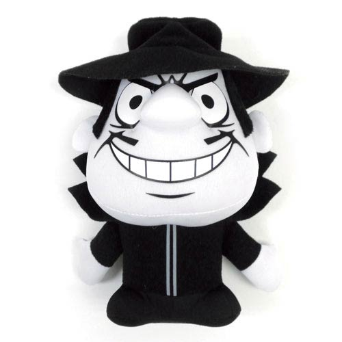 Rocky and Bullwinkle Boris Badenov Plush