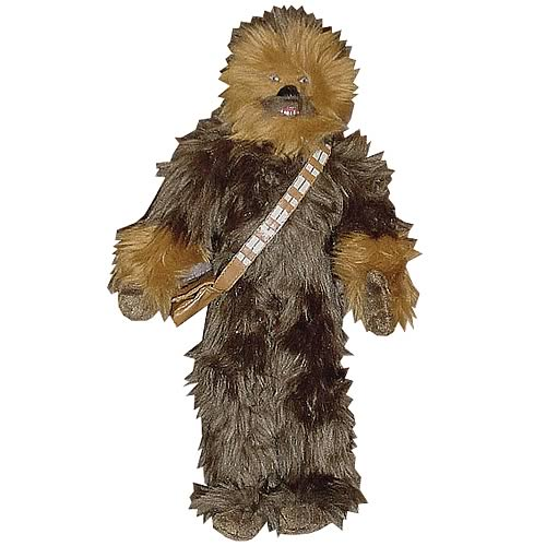 Star Wars Chewbacca Poseable Plush