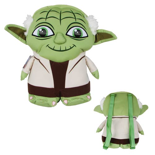 Star Wars Yoda Backpack Pal