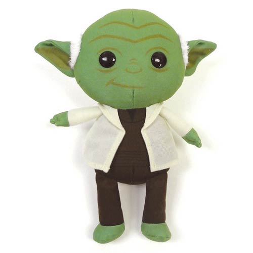 Star Wars Yoda Rag Doll Plush
