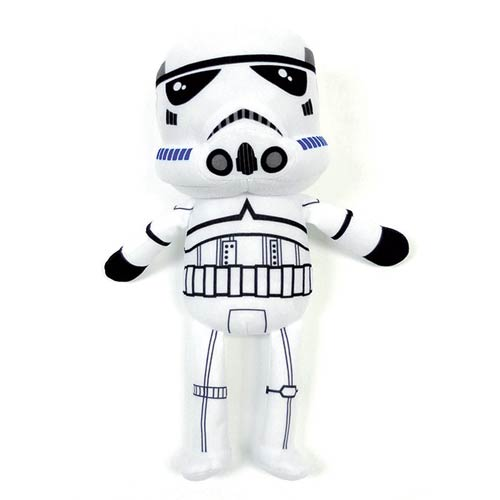 Star Wars Stormtrooper Rag Doll Plush