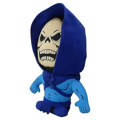 Masters of the Universe Skeletor Super Deformed Plush