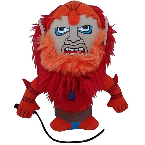 Masters of the Universe Beast Man Super Deformed Plush
