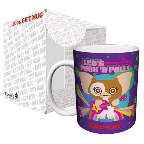Gremlins Let's Rock 'N' Roll 11 oz. Mug