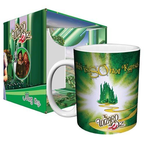 Wizard of Oz Emerald City 11 oz. Mug