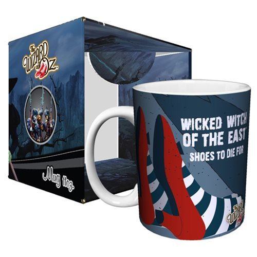 Wizard of Oz Shoes to Die For 11 oz. Mug