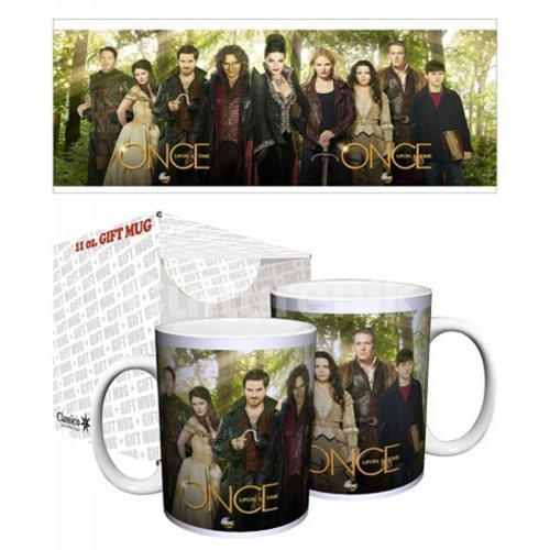 Once Upon a Time Green Forest 11 oz. Mug