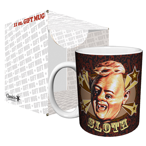The Goonies Sloth Stars 11 oz. Mug