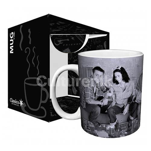 Friends TV Series Over New York 11 oz. Mug